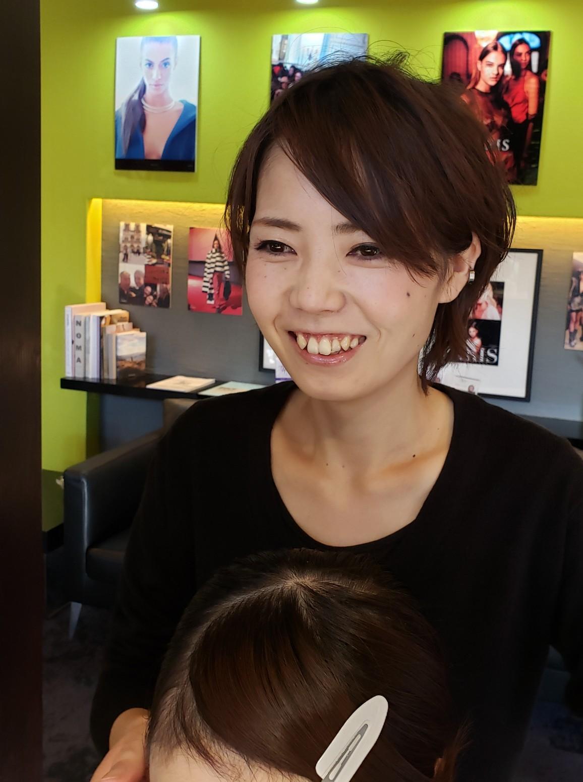 New staff 紹介💄💋✨